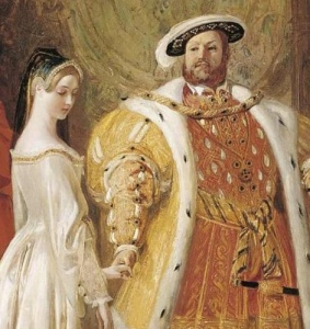 Anne Boleyn and Henry VIII