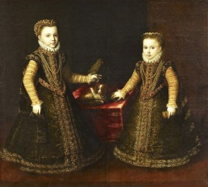 Philip II daughters