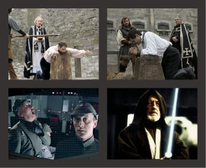 Darth Vader and Henry VIII horrible bosses