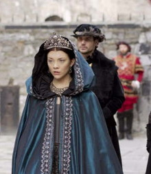 Anne Boleyn arrest 1