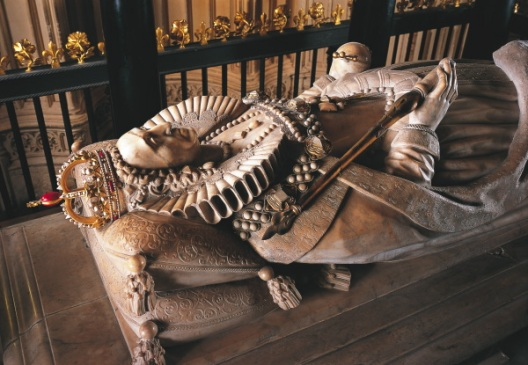 Elizabeth I Queen tomb