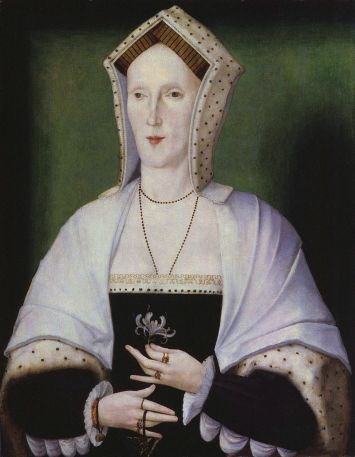 Margaret Pole Portrait