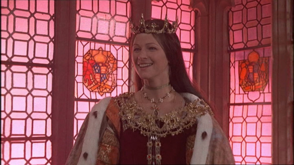 Anne Boleyn crowned henry viii and his six wives bbc