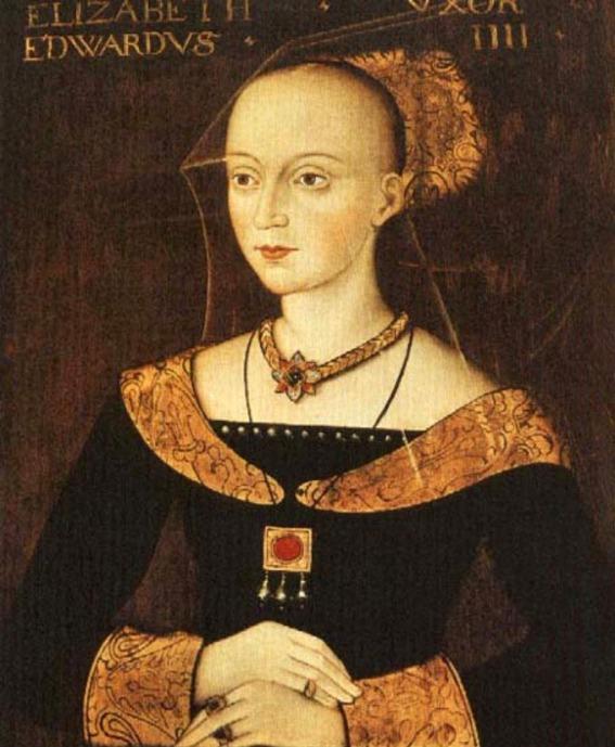 Elizabeth Woodville portrait