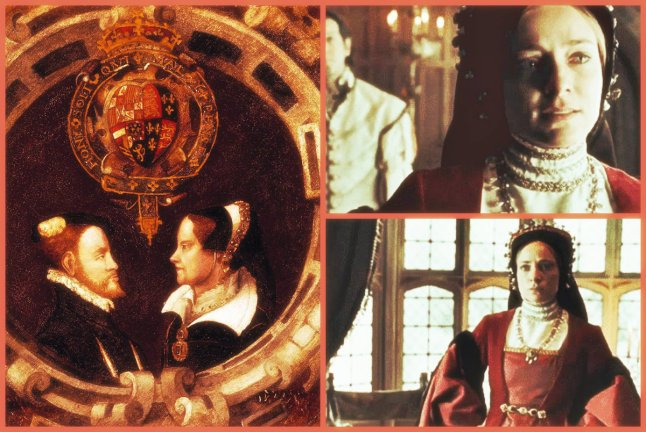 Mary I Tudor and Philip of Spain collage 1